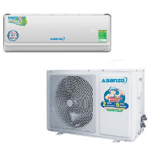 máy lạnh Asanzo 2 hp, máy lạnh 2 hp treo tường Asanzo , máy lạnh Asanzo 2 ngựa