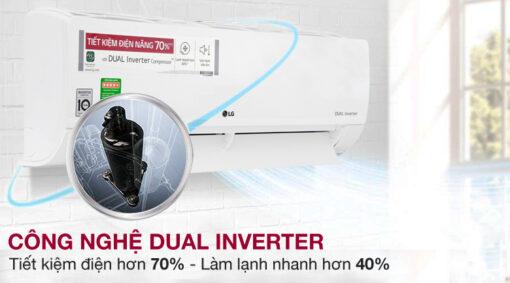máy lạnh LG 1.5 hp, máy lạnh 1.5 hp treo tường LG , máy lạnh LG 1.5 ngựa