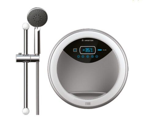máy tắm nước nóng trực tiếp có bơm, máy tắm nước nóng năng lượng mặt trời, máy tắm nóng năng lượng mặt trời, máy tắm nóng Ariston